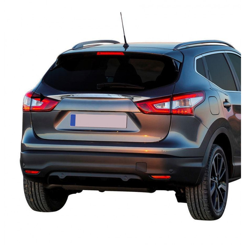 baguette de coffre inox nissan qashqai 2013 mhm tuning. Black Bedroom Furniture Sets. Home Design Ideas
